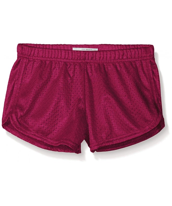Soffe Girls Big Short Poly