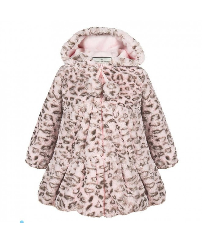 American Widgeon Hooded Outerwear Leopard