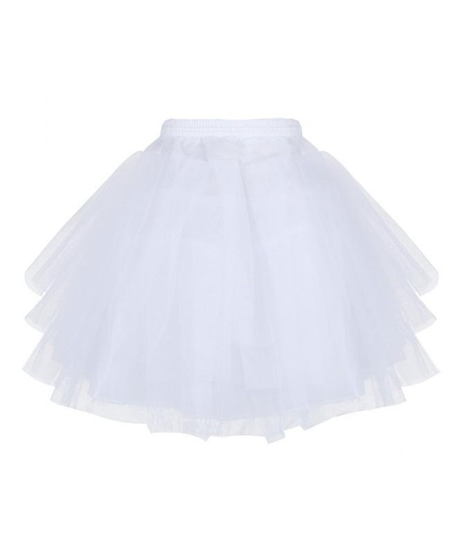 iEFiEL Petticoat Underskirt Crinoline Wedding